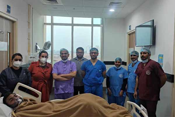 Ad-hoc OT complex started at AIIMS Bathinda